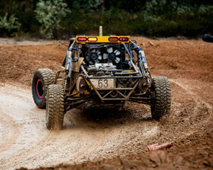 Off Road V8 Race Buggies, 20 Lap Drive AND 2 Hot Laps - Cambrai, Adelaide