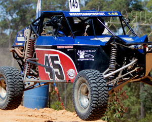 Off Road V8 Race Buggies, 5 Hot Laps - Barmera (Adelaide Region)