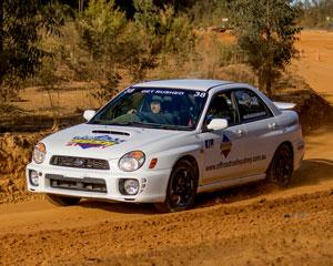 Subaru WRX Rally Driving, 12 Lap Rush - Cambrai, Adelaide