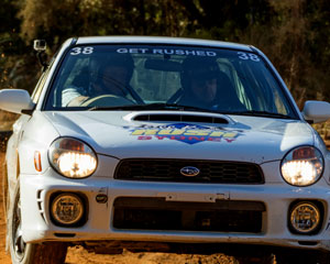 Subaru WRX Rally Driving, 8 Lap Drive and 1 Hot Lap - Cambrai, Adelaide
