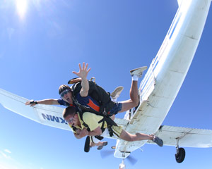 Skydiving Over Redcliffe Beach Brisbane - Weekday Tandem Skydive Up To 14,000ft