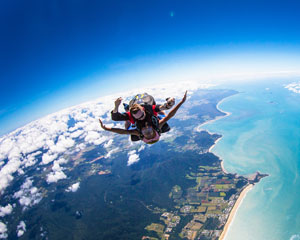 Skydiving Mission Beach (near Cairns) - Tandem Skydive Up To 14,000ft