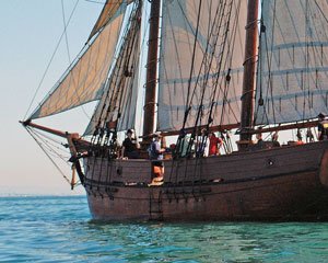 Sailing, 1 Hour Tall Ship Cruise Aboard Enterprize - Geelong Melbourne