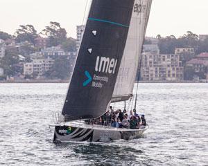 America's Cup Twilight Racing - Sydney Harbour