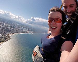 Skydiving Onto Mooloolaba Beach Sunshine Coast - Tandem Skydive 15,000ft