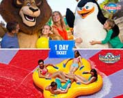Dreamworld And WhiteWater World 1 Day Ticket
