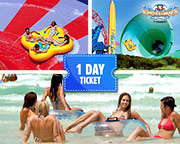WhiteWater World 1 Day Ticket