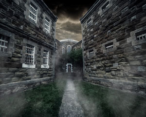 Old Castlemaine Gaol Ghost Tour