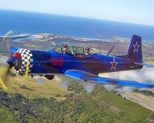 Warbird Combat Flight 40 Minutes - Bankstown Airport, Sydney