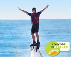 Flyboard Flight 15 Minutes - Mandurah, Perth