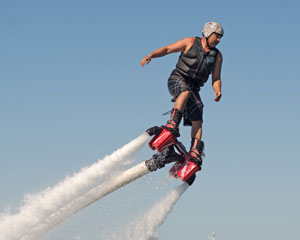 Flyboard Experience - Rockingham, Perth SPECIAL OFFER DOUBLE YOUR FLIGHT TIME!
