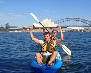 Sydney Harbour Kayaking Adventure
