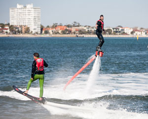 Flyboard AND Hoverboard Experience, 40 Minutes - Port Melbourne