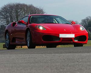 Drive a Ferrari, 1 Hour Plus Photo - Brisbane