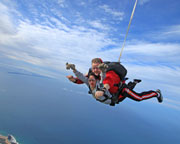 Skydiving Great Ocean Road (Torquay) - Tandem Skydive 12,000ft SPECIAL OFFER