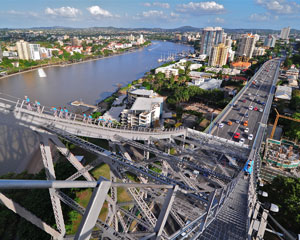 Story Bridge Adventure Climb, Weekday Daytime Climb - Brisbane INCLUDES PHOTO