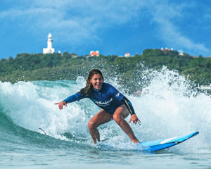 Learn to Surf in Byron Bay - 2hr Group Surfing Lesson