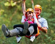 Otway Fly Treetop Adventure, Zip Line Tour - Otways FAMILY TICKET
