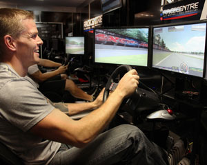 V8 Racing Simulator - Gold Coast SPECIAL OFFER HALF PRICE DURING FEBRUARY!