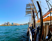 Sailing, Tall Ship Discovery Cruise - Sydney SPECIAL OFFER 2-For-1