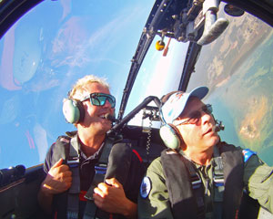 Aerobatics, 20 Minute Aerobatic Flight in a CT4 - Melbourne