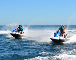 Jet Ski Tour, 1.5 Hour Blast - Perth - SPECIAL OFFER GROUPS OF FOUR