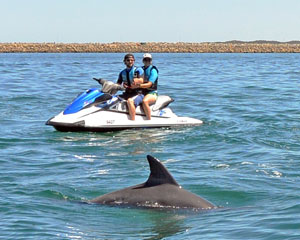 Jet Ski Tour, 1 Hour Eco Tour - Perth TWIN SHARE