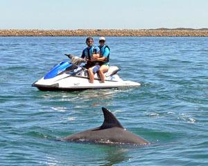 Jet Ski Tour, 1 Hour Eco Tour - Perth TWIN SHARE