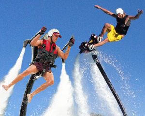 Jet Pack OR Board Flight, In-Water Training PLUS 15 minute Flight - Gold Coast SPECIAL OFFER 2-FOR-1