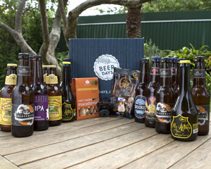 The Craft Beer and Snacks Connoisseur 16 Beer Hamper