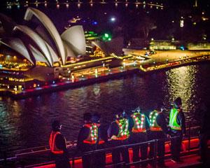 BridgeClimb Sydney - Special Event Weekday VIVID Festival!