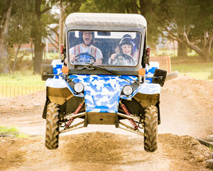 Children's Wild Buggy Dual Control Driving Adventure - Melbourne (Suits Ages 7-17)