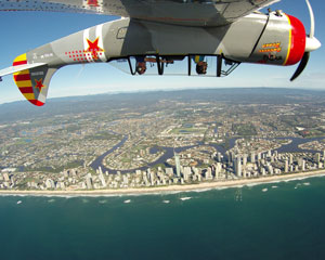 Aerobatic Flight - Gold Coast
