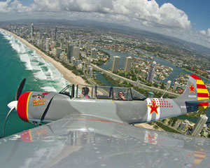 Surfers Paradise Adventure Flight - Gold Coast
