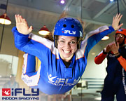 Indoor Skydiving Gold Coast, iFLY Intro Package (2 Flights) - SPECIAL OFFER SAVE 30%