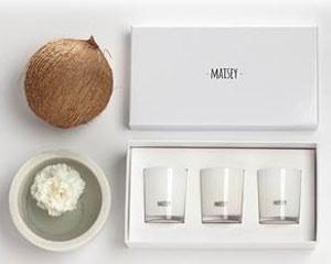Mini Maisey Calm - Trio Set of Soy Candles