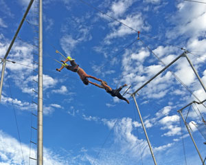Flying Trapeze Workshop - Perth