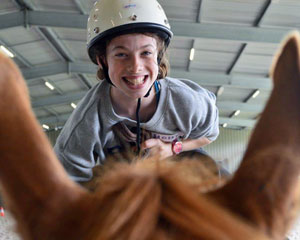 Horseback Riding School Holiday Program (Team Kangaroo 8-14) - Mornington Peninsula, Melbourne