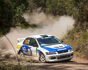 Rally Driving Hunter Valley - 17 Lap Combo (Drive 2 Cars!)