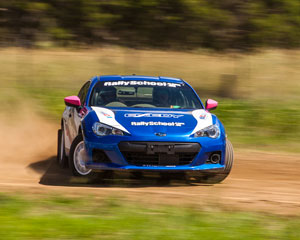 Rally Driving Hunter Valley - 8 Lap Drive AND 1 Hot Lap