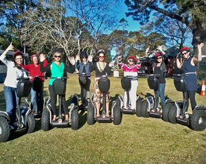 Segway Adventure, 40 minutes - Central Coast