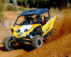 Yamaha YXZ Race Buggy, 8 Lap Drive and 1 Hot Lap - Colo Heights, Sydney