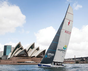 Sailing aboard Americas Cup Yacht - Sydney Harbour SPECIAL OFFER 2-FOR-1