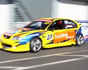 V8 Drive & Hot Laps (FRONT SEAT!), 9 Lap Combo - Wakefield Park Raceway