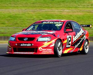 V8 Race Car 6 Lap Drive - Wakefield Park Raceway