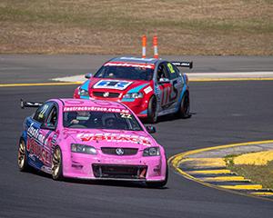 V8 Race Car 4 Lap Drive - Mallala Motorsport Park, Adelaide