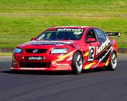 V8 Race Car 4 Lap Drive - Wakefield Park Raceway