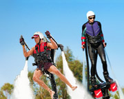 Jet Pack OR Board Flight, In-Water Training PLUS 15 Minute Flight - Sunshine Coast