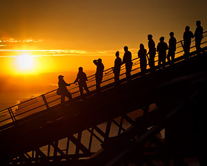 BridgeClimb Sydney - Weekday Twilight FATHER'S DAY SPECIAL - INCLUDES PIZZA AND A PINT