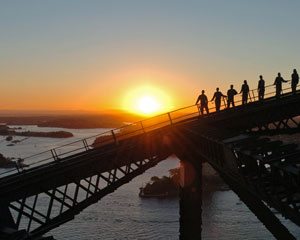 BridgeClimb Sydney - Weekend Twilight FATHER'S DAY SPECIAL - INCLUDES PIZZA AND A PINT
